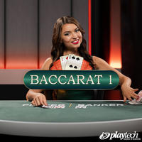 Baccarat 1 By PlayTech
