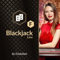 Blackjack F by Evolution DK