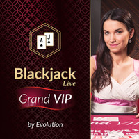 Blackjack Grand VIP by Evolution