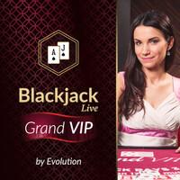 Blackjack Grand VIP by Evolution
