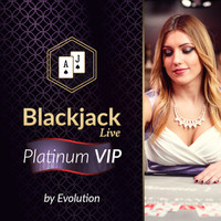 Blackjack Platinum VIP by Evolution