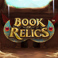 Book of Relics Mega Drop