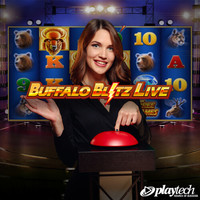 Buffalo Blitz Live By PlayTech