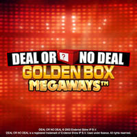 Deal or No Deal Megaways: The Golden Box