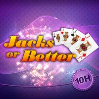 Jacks Or Better 10 Hands