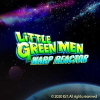 Scratch Little Green Men Warp Reactor
