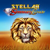 Serengeti Lions Stellar Jackpots